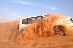 Desert Safari with Hotel Stay