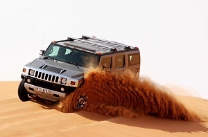Hummer Safari