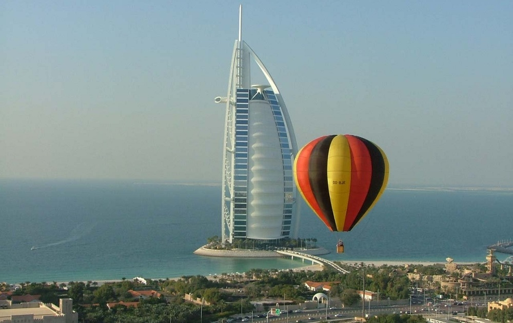 Hot Balloon Ride