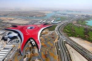 Enthralling Dubai & Ferrari World