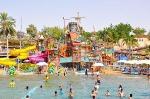 Dubai : Marine Park - Desert Safari - Snow Park