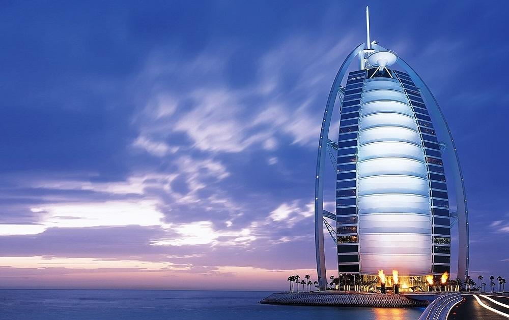 Dazzling Dubai - Jw Marriott Special