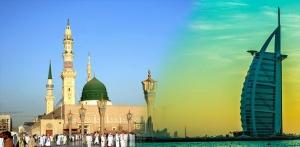 Umrah And Dubai